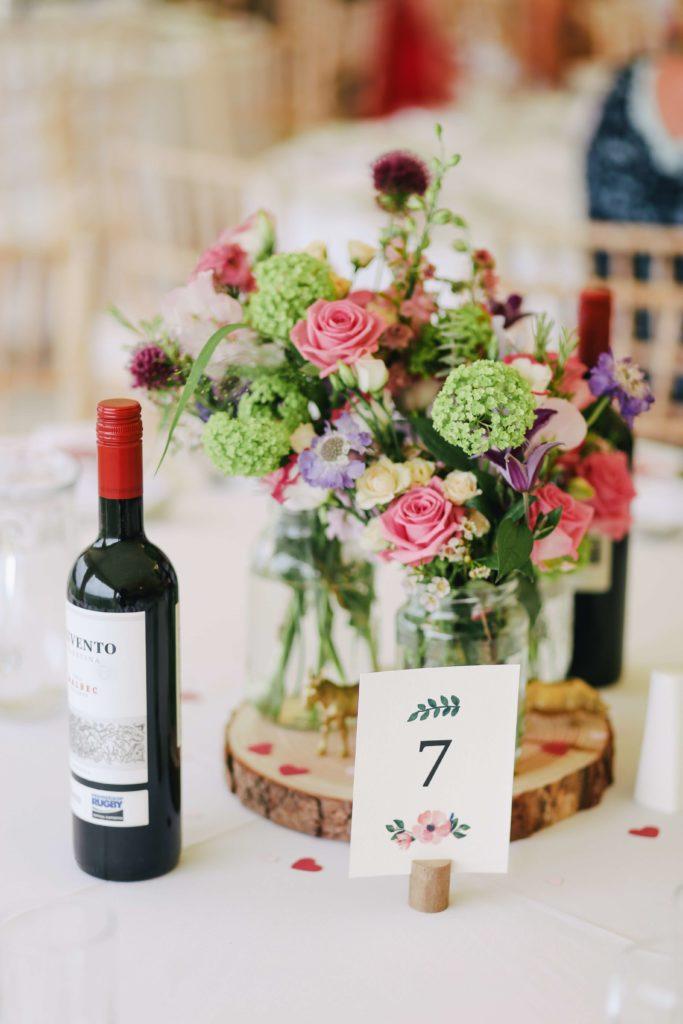 Wino na weselu