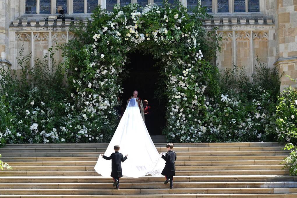 Royal Wedding_dekoracje świątyni