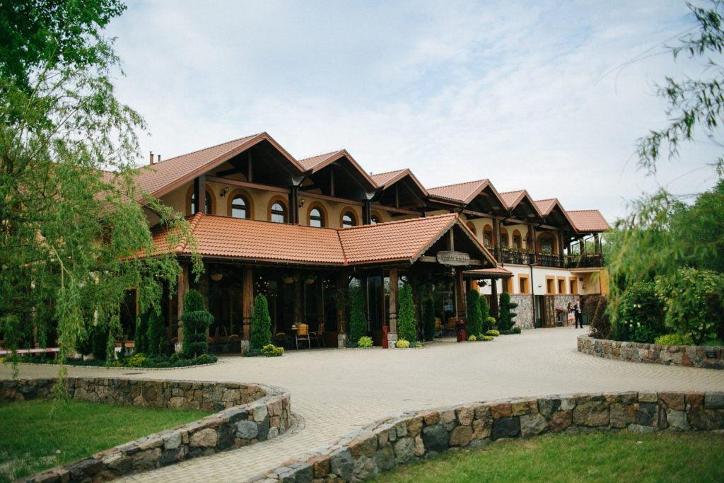 obiekt weselny, hotel Roś w Piszu