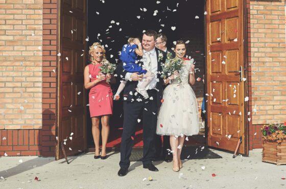 Dzieci Pary Młodej na weselu – jak to zorganizować?
