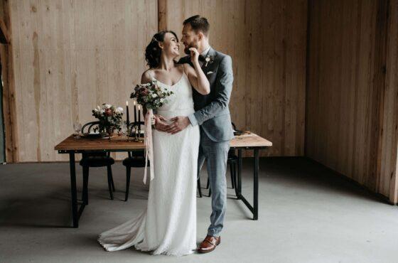 W stylu boho – stylizowana sesja ślubna