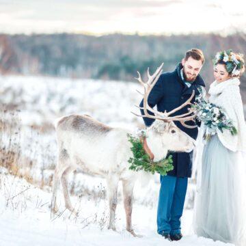 Zimowe wesele – dlaczego warto?