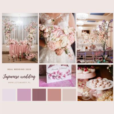 Stylizacja weselna
