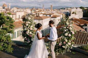 Ślub na dachu, czyli o mojej współpracy z Wedding Dream